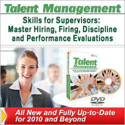 Master hiring, firing, discipline, and performance evaluations.