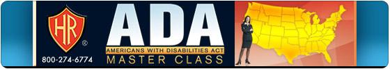 ADA Master Class