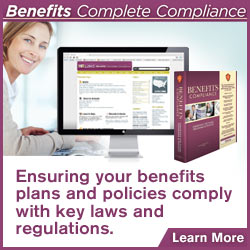 Now benefits compliance answers are just a click away...