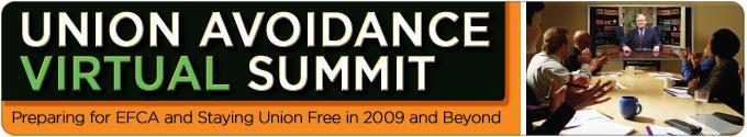 Union Avoidance Virtual Summit