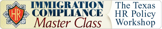 Immigration Compliance Master Class
